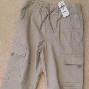Boys LL Bean cargo pants NEW WITH TAGS!
